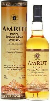 AMRUT INDIAN SINGLE MALT 0,7L 46% DD