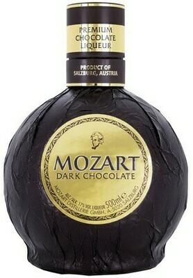 Mozart Dark Chocolate 0,5l 17%