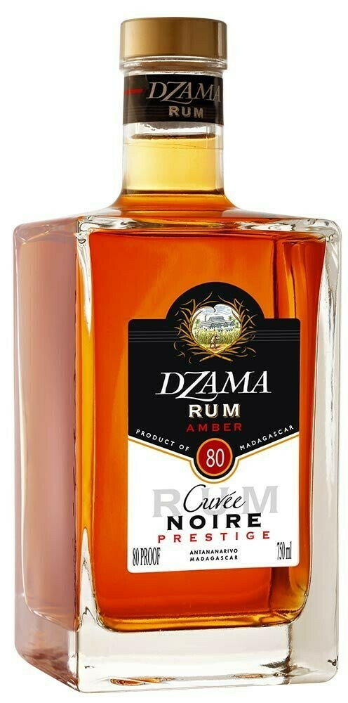 Dzama Cuvee Noire Prestige 0,7l 40%