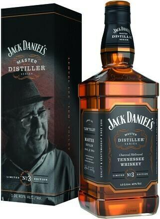 Jack Daniel's Master Distiller No.3 0,7l 43%