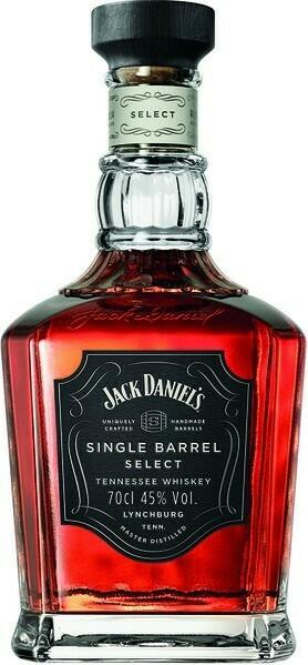 Jack Danieľs Single Barrel 0,7l 45%