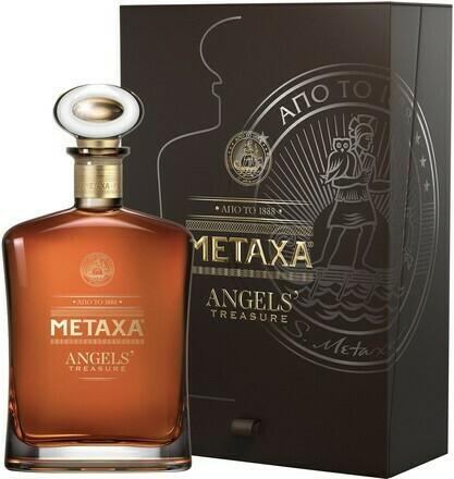 Metaxa Angels Treasure 0,7l 41%