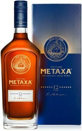 Metaxa 12* 0,7l 40% DD