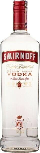 Smirnoff Red 1l 37,5%