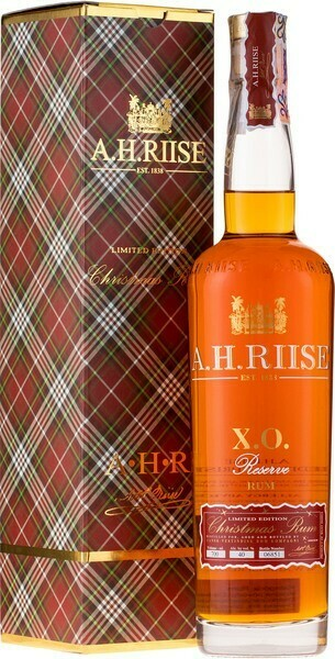 A.H.Riise XO Reserve Christmas 0,7l 40%
