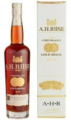 A.H. Riise 1888 Copenhagen Gold 0,7l 40%