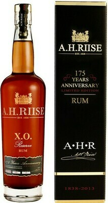 A.H. Riise XO 175 years Anniversary 0,7l 42%