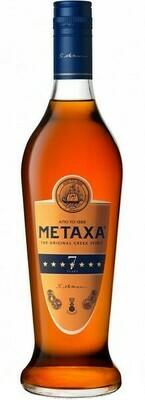Metaxa 7* 0,7l 40%