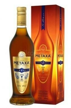 Metaxa 7* 0,7l 40% GB