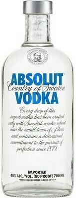 Absolut Vodka 0,7l 40%
