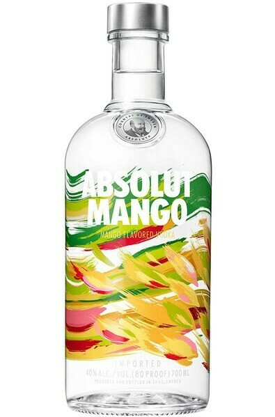 Absolut Mango 0,7l 40%