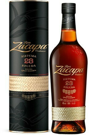 Zacapa Centenario 23 years 1l 40%