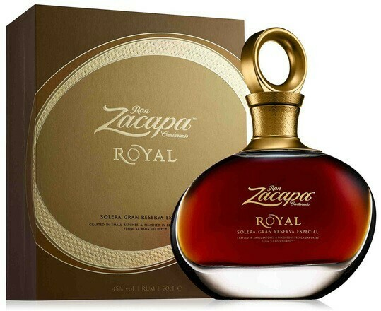Zacapa Royal Solera Gran Reserva Especial 0,7l 45%