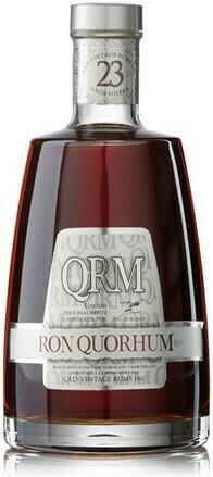 Ron Quorhum 23 years 0,7l 40%