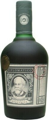 Diplomático Reserva Exclusiva 12 years 0,7l 40%