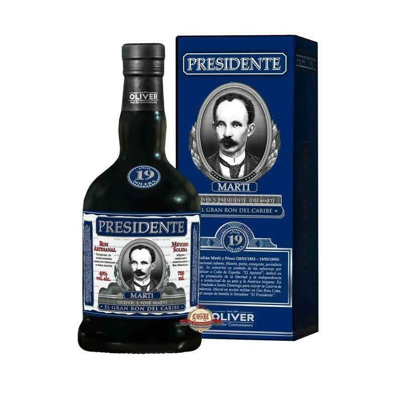 Presidente Marti 19 years 0,7l 40%