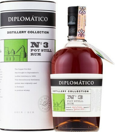 Diplomatico Distillery Collection No.3 0,7l 47%
