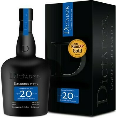 Dictador 20 years 0,7l 40%
