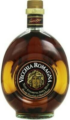 Vecchia Romagna Etichetta Nera Brandy 0,7l 38%