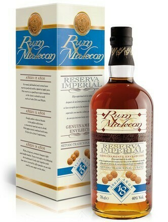 Malecon Reserva Imperial 18 years 0,7l 40%