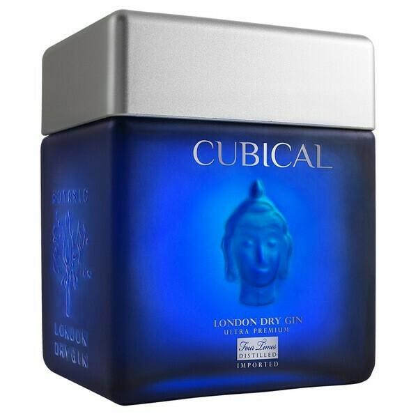 Cubical Ultra Premium Gin 0,7l 45%