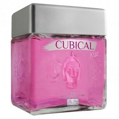 Cubical Kiss Gin 0,7l 37,5%