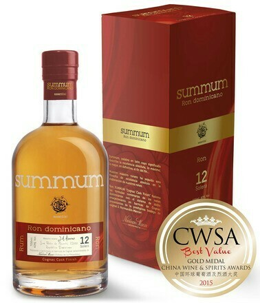 Summum Cognac Cask Finish 12 years 0,7l 43%