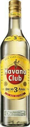 Havana Club Anejo 3 years 0,7l 40%