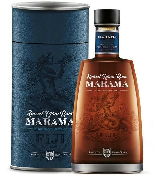 Marama Spiced Fijian 0,7l 40% GB