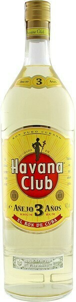 Havana Club Anejo 3 years 3l 40%