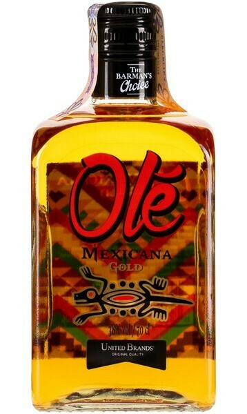 Ole Mexicana Gold 0,7l 38%