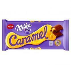 Milka Caramel (100g)