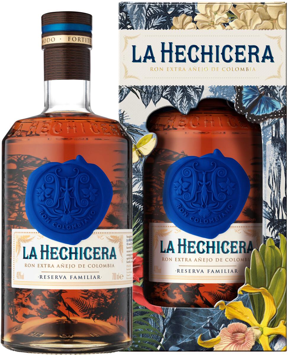 La Hechicera Rum 0,7l 40%