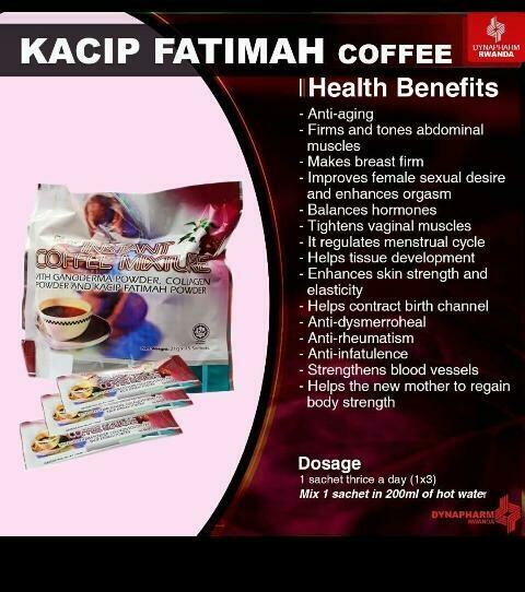 KACIP FATIMAH COFFEE
