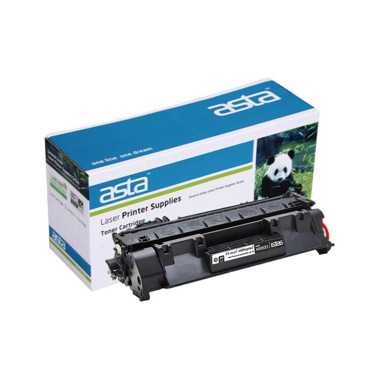 HP LaserJet PRINTERS CE505A