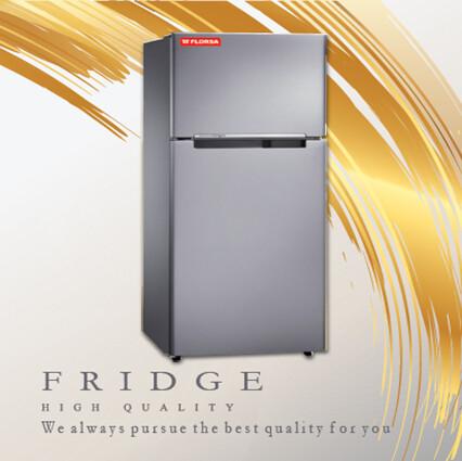 TF-250-FLORSA double door Refrigerator