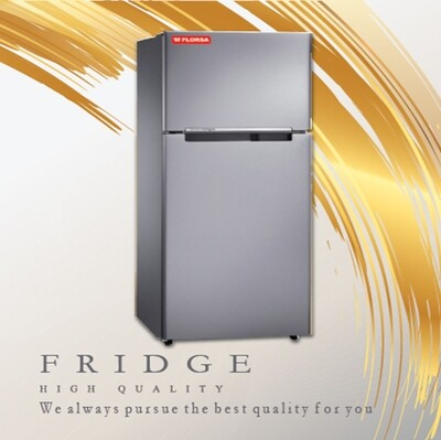 TF-250-FLORSA double door Refrigerator