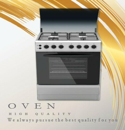 FLO-04 FLORSA Gas cooker