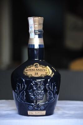 Royal salute whisky 21 yo 40%