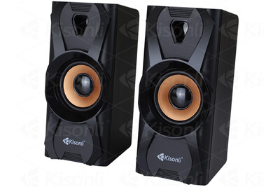 KISONLI U-9003 Computer Multimedia Speakers