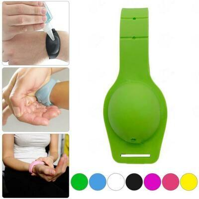 Wristband Hand Sanitizer Rwanda I Kids and Adults
