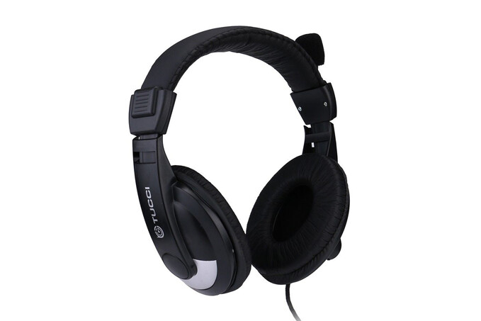 USB Headset with Microphone for PC  (TUCCI Q2)