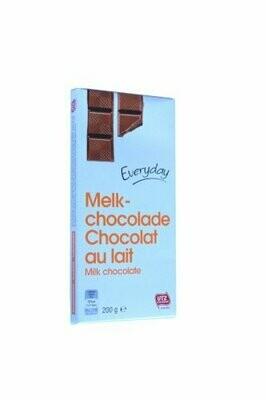 EVERYDAY MILK CHOCOLATE 200G