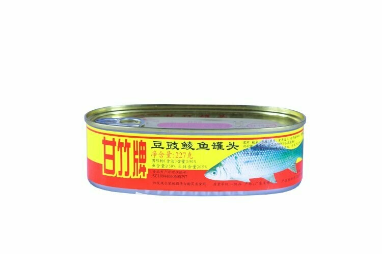 Canned fish184g