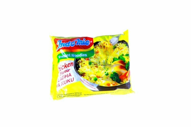 INDOMIE NOODLE CHICKEN FLAVOUR 75G