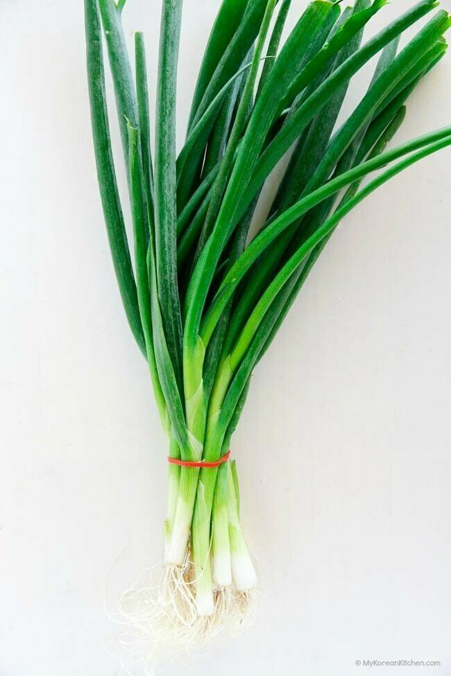 Green onions(pualo) /bunch