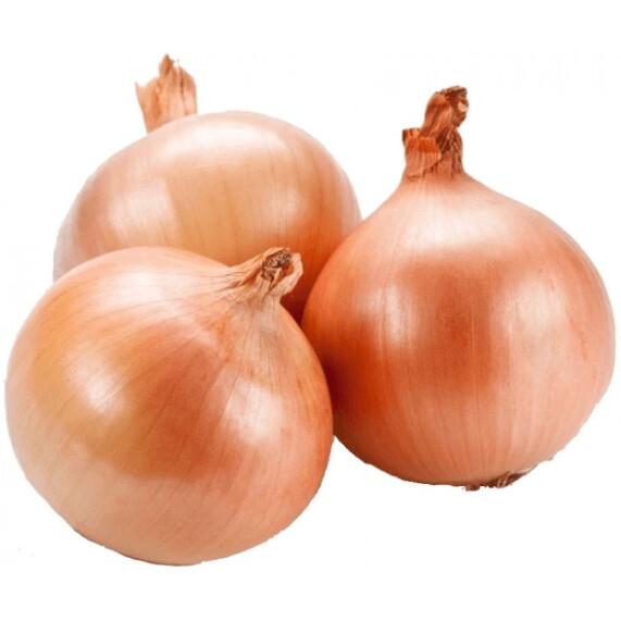 Brown onions/kg