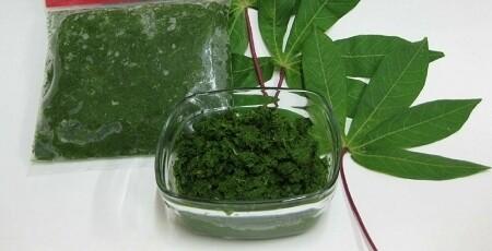 Cassava leaves(Isombe) /kg