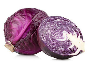 Red cabbage/pc