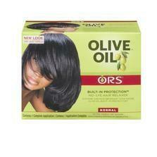Olive Oil Hair Relaxer/Normal